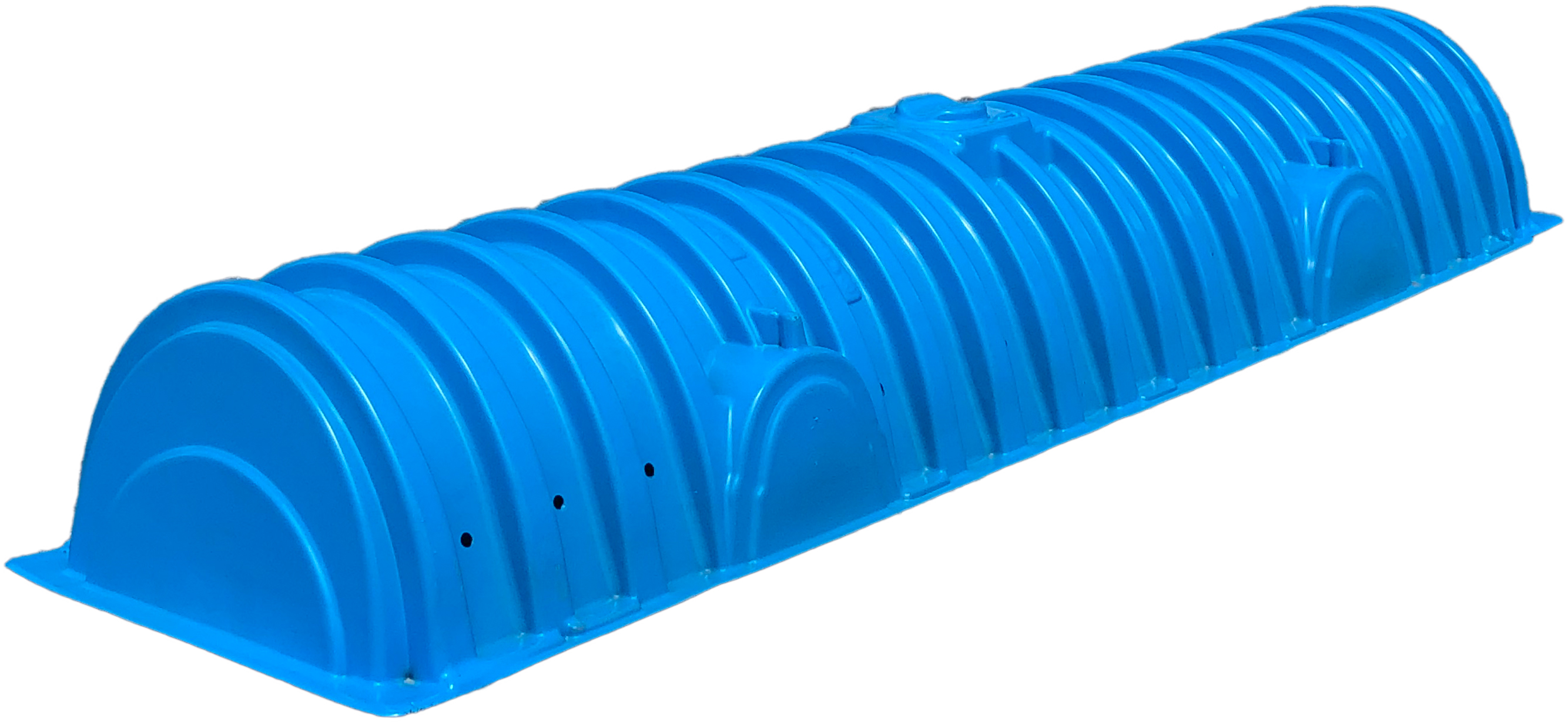 Recharger 150XLHD septic chamber- side view