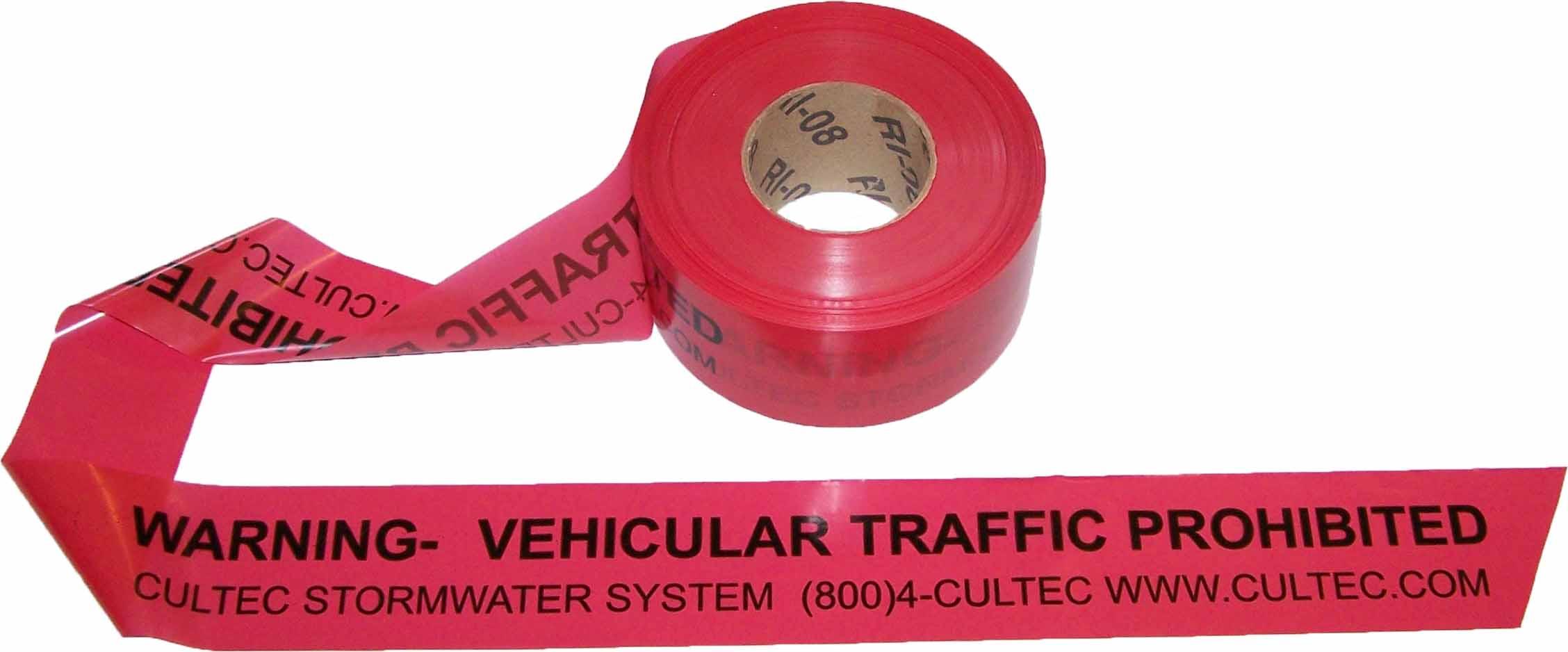 CULTEC Warning Tape