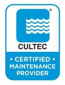 CULTEC Certified Maintenance Provider - logo