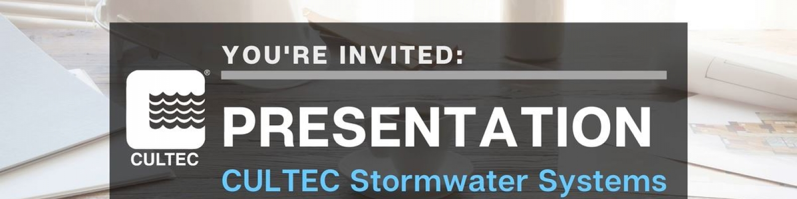 CULTEC Stormwater Chamber Presentation Promo